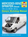 Haynes Workshop Manual Mercedes-Benz Sprinter Diesel (95 - Apr 06)